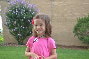 Ashlyn Preschool Year 1