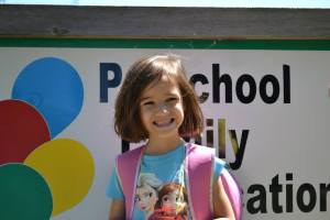 Ashlyn Preschool Year 2