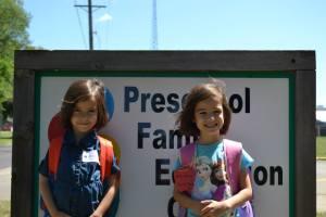 Twins Preschool Year 2
